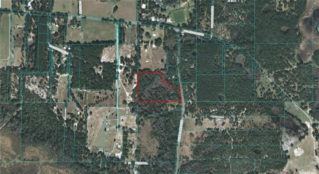 SE 182ND Avenue, Ocklawaha, FL 32179 (MLS #G5008575) :: Baird Realty Group