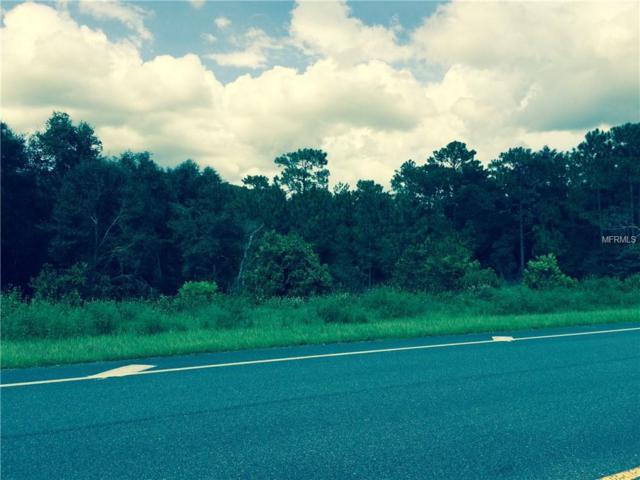 10101 Highway 484, Dunnellon, FL 34432 (MLS #G5008632) :: Burwell Real Estate