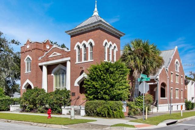 100 Guerrant Street, Umatilla, FL 32784 (MLS #G5008646) :: Ideal Florida Real Estate
