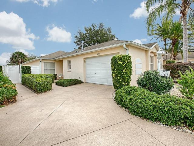 17131 SE 78TH PARLANGE Terrace, The Villages, FL 32162 (MLS #G5008668) :: Realty Executives in The Villages