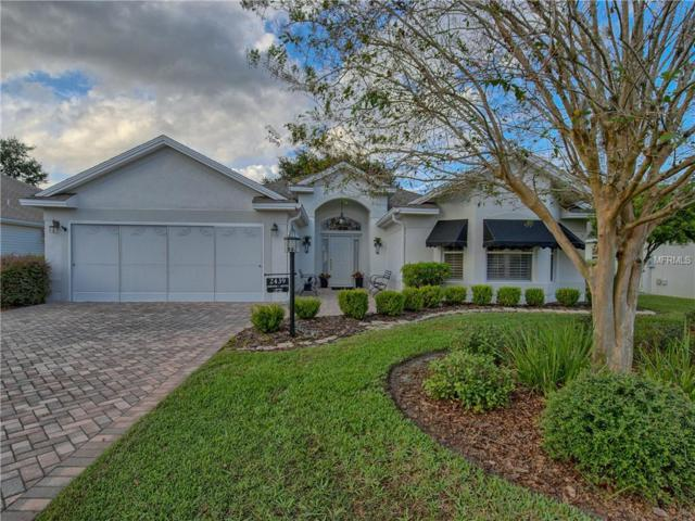 2439 Tamarindo Drive, The Villages, FL 32162 (MLS #G5008727) :: Realty Executives in The Villages