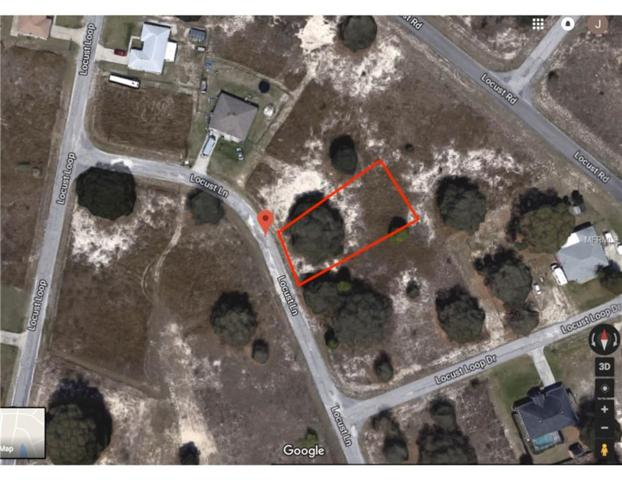 Locust Lane Terrace, Ocala, FL 34472 (MLS #G5008744) :: GO Realty