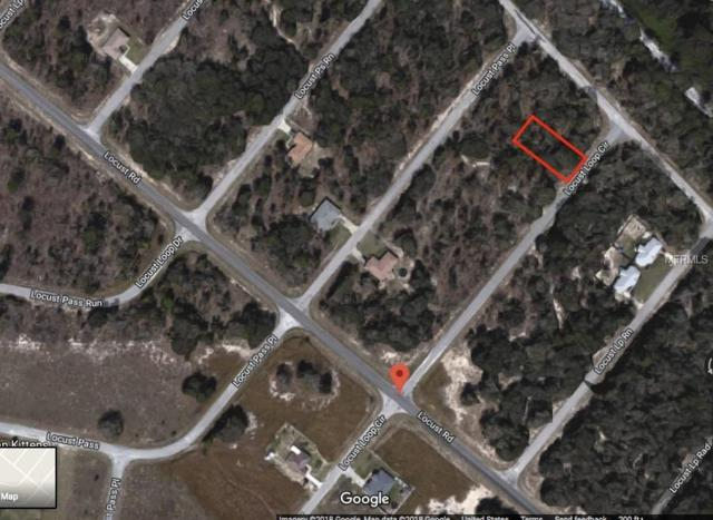 Locust Loop Circle, Ocala, FL 34472 (MLS #G5008745) :: GO Realty