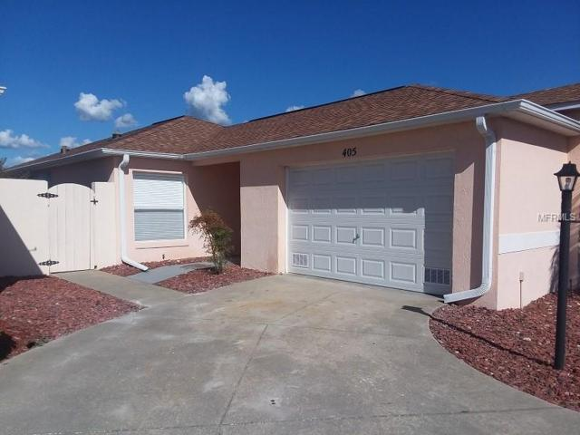 405 Duarte Lane, The Villages, FL 32159 (MLS #G5008774) :: Realty Executives in The Villages