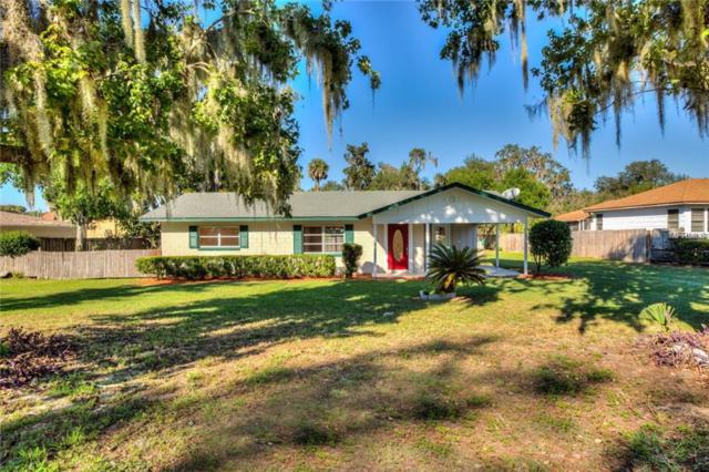 33 E Pendleton Avenue, Eustis, FL 32726 (MLS #G5008791) :: GO Realty