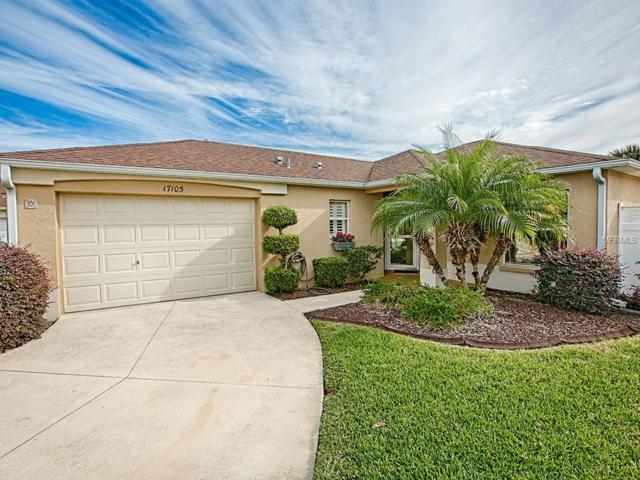 17105 SE 76TH CALEDONIA Terrace, The Villages, FL 32162 (MLS #G5009087) :: Realty Executives in The Villages