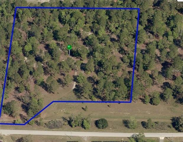 23133 Lake Seneca Road, Eustis, FL 32736 (MLS #G5009388) :: The Duncan Duo Team