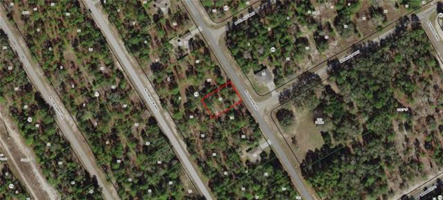 9322 N Jourden Drive, Citrus Springs, FL 34434 (MLS #G5009493) :: Griffin Group