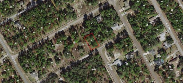 9368 N Dallas Way, Citrus Springs, FL 34434 (MLS #G5009506) :: Griffin Group