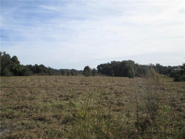 County Road 48 County Road 48 & 41St, Center Hill, FL 33514 (MLS #G5009617) :: The Duncan Duo Team
