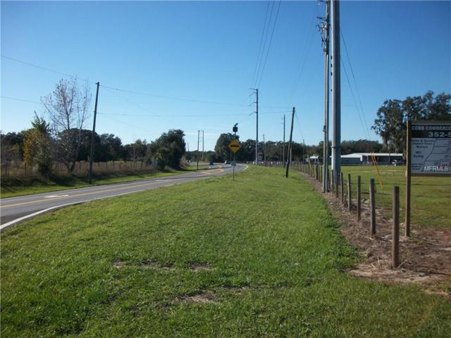 # TBD Cobb Drive, Eustis, FL 32736 (MLS #G5009652) :: Team Pepka