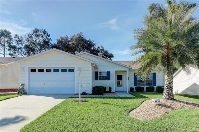 2740 Privada Drive, The Villages, FL 32162 (MLS #G5009771) :: Realty Executives in The Villages