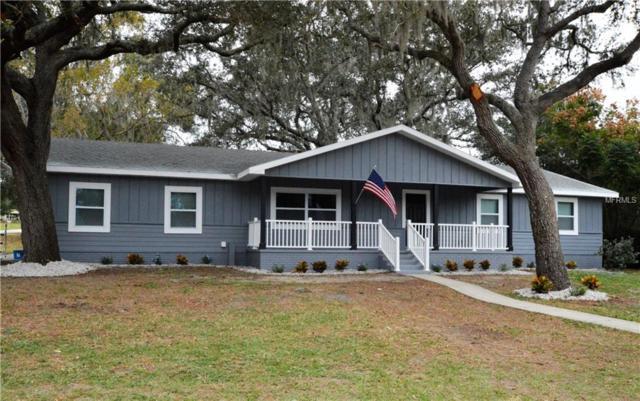 860 Oak Drive, Groveland, FL 34736 (MLS #G5009855) :: RealTeam Realty