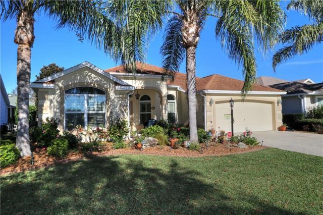 1849 Treadwell Terrace, The Villages, FL 32162 (MLS #G5009932) :: Delgado Home Team at Keller Williams