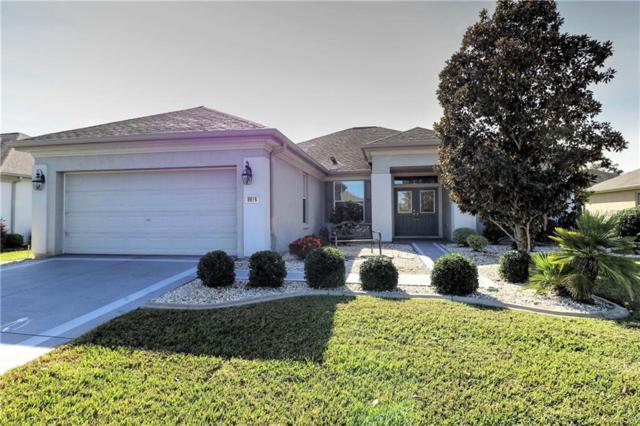 8816 SE 119TH Street, Summerfield, FL 34491 (MLS #G5009961) :: Delgado Home Team at Keller Williams