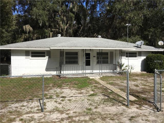 1046 Cr 464, Lake Panasoffkee, FL 33538 (MLS #G5010121) :: Remax Alliance