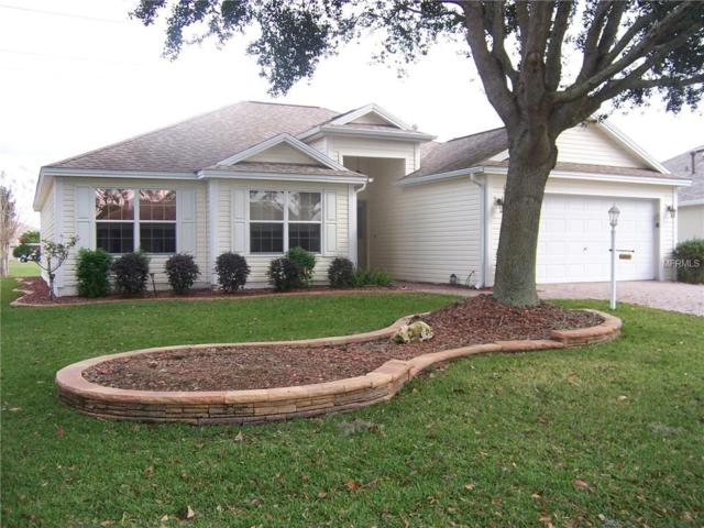 16979 SE 84TH COLERAIN Circle, The Villages, FL 32162 (MLS #G5010355) :: Realty Executives in The Villages