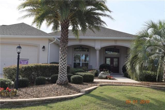 2110 Horizon Run, The Villages, FL 32162 (MLS #G5010572) :: Realty Executives in The Villages