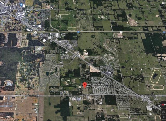 6060 SW 52ND Street, Ocala, FL 34474 (MLS #G5010677) :: The Duncan Duo Team