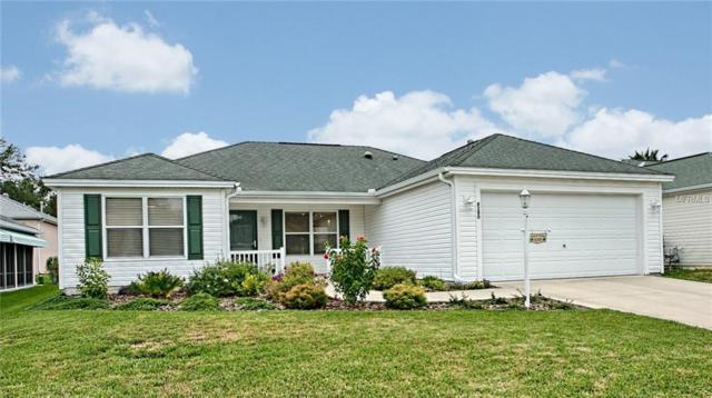 8280 SE 176TH LAWSON Loop, The Villages, FL 32162 (MLS #G5010720) :: Realty Executives in The Villages