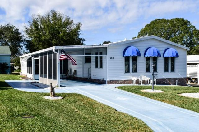 1212 Tarpon Lane, The Villages, FL 32159 (MLS #G5010745) :: Delgado Home Team at Keller Williams