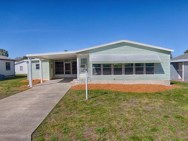 748 Prado Drive, The Villages, FL 32159 (MLS #G5010832) :: Realty Executives in The Villages