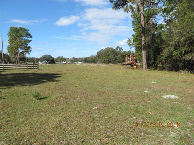 18150 Commonwealth Avenue, Polk City, FL 33868 (MLS #G5010867) :: Homepride Realty Services