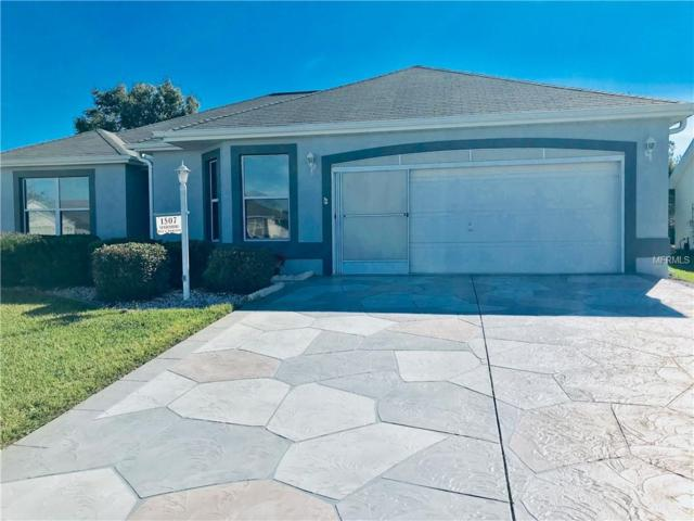 1507 Aquino Lane, The Villages, FL 32159 (MLS #G5010968) :: Realty Executives in The Villages