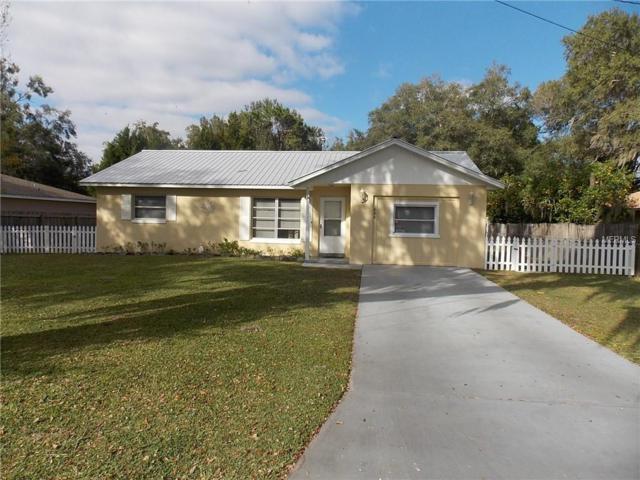 406 W Dade Avenue, Bushnell, FL 33513 (MLS #G5010972) :: Griffin Group