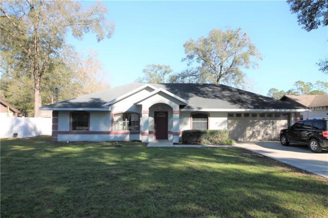 1014 Pine Tree Drive, Eustis, FL 32726 (MLS #G5011057) :: The Dan Grieb Home to Sell Team