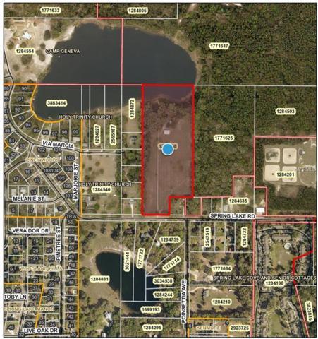 02307 Spring Lake Road, Fruitland Park, FL 34731 (MLS #G5011207) :: Zarghami Group