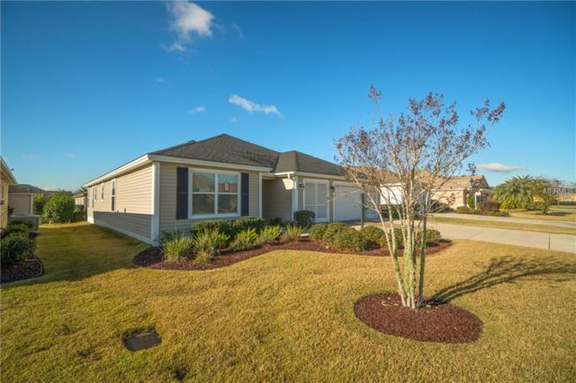 3556 Wyngate Place, The Villages, FL 32163 (MLS #G5011350) :: Realty Executives in The Villages