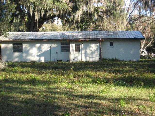 10004 Florida Avenue, Coleman, FL 33521 (MLS #G5011414) :: The Duncan Duo Team