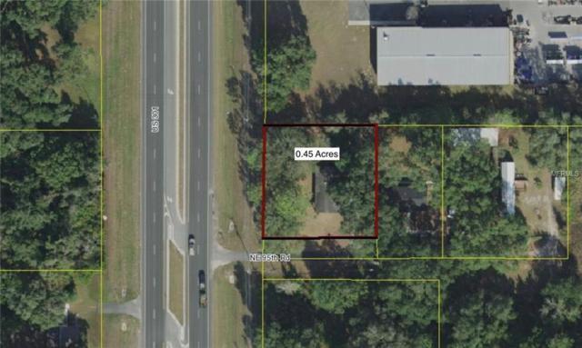 4040 NE 95TH Road, Wildwood, FL 34785 (MLS #G5011436) :: RE/MAX Realtec Group