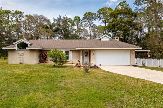 143 Timber Lane, Eustis, FL 32726 (MLS #G5011729) :: KELLER WILLIAMS CLASSIC VI