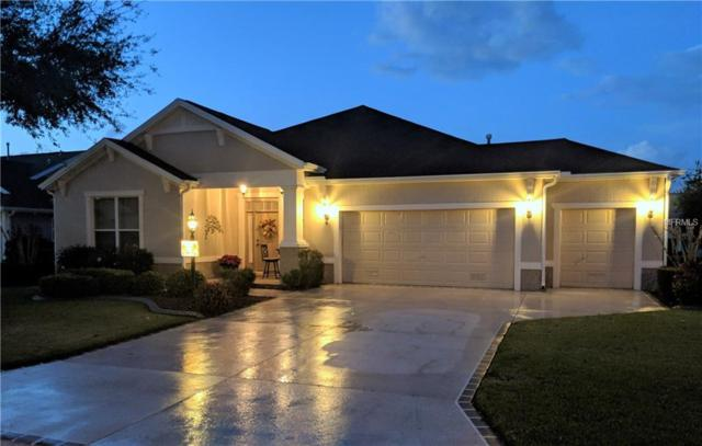 879 Lucky Lane, The Villages, FL 32162 (MLS #G5012063) :: Realty Executives in The Villages