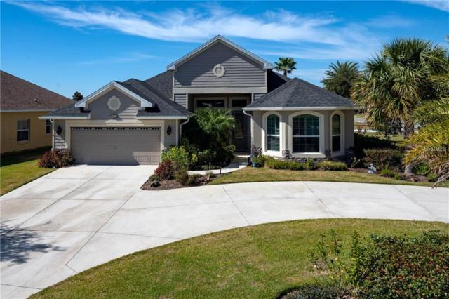 8919 Bridgeport Bay Circle, Mount Dora, FL 32757 (MLS #G5012175) :: CENTURY 21 OneBlue