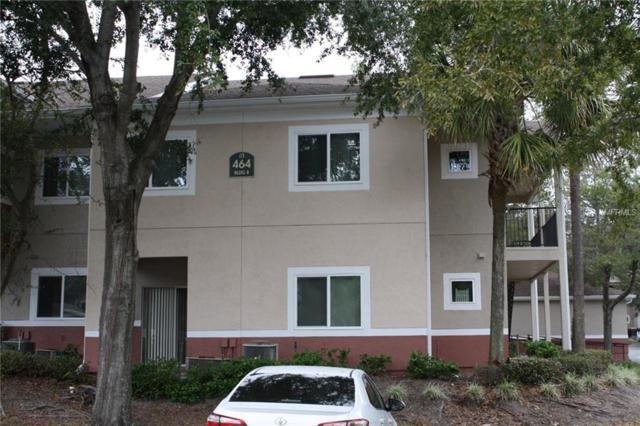 487 Jordan Stuart Circle #103, Apopka, FL 32703 (MLS #G5012316) :: Premium Properties Real Estate Services