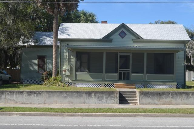 66 S Central Avenue, Umatilla, FL 32784 (MLS #G5012444) :: Ideal Florida Real Estate