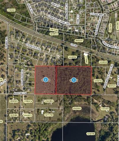 Arrow Lane, Yalaha, FL 34797 (MLS #G5012512) :: Mark and Joni Coulter | Better Homes and Gardens