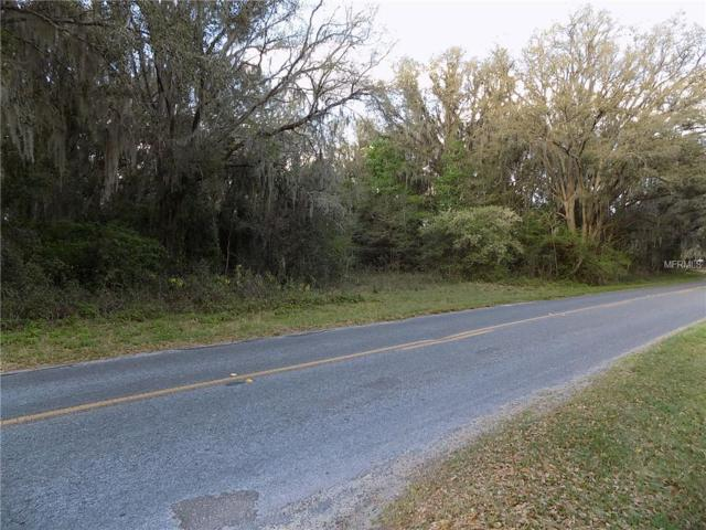 Address Not Published, Reddick, FL 32686 (MLS #G5012560) :: Pristine Properties