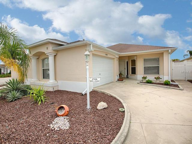 17508 SE 84TH EVERGREEN Court, The Villages, FL 32162 (MLS #G5012791) :: Cartwright Realty