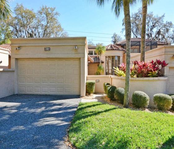 702 Santa Cruz Lane #14, Howey in the Hills, FL 34737 (MLS #G5012836) :: Cartwright Realty