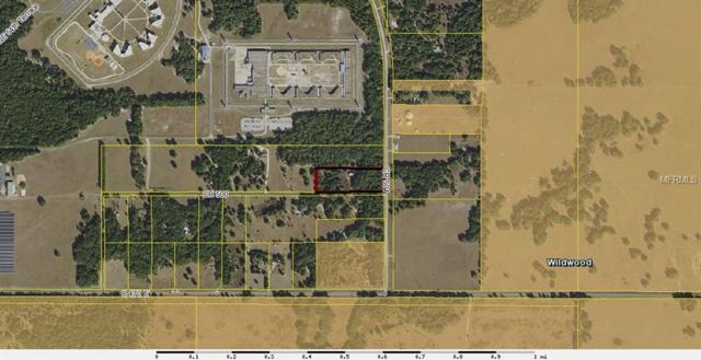 7112 Marsh Bend Trl, Sumterville, FL 33585 (MLS #G5012948) :: The Duncan Duo Team