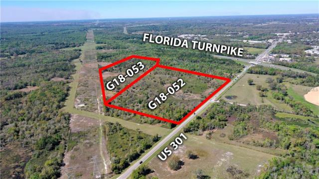 5500 N Us Hwy 301, Wildwood, FL 34785 (MLS #G5012968) :: GO Realty