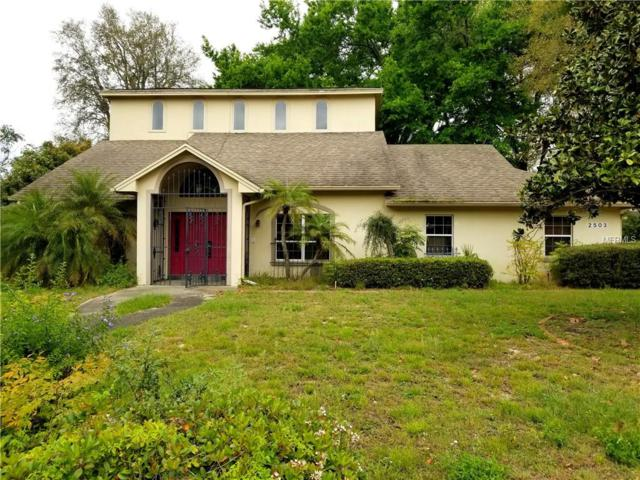 2503 E Crooked Lake Club Boulevard, Eustis, FL 32726 (MLS #G5013277) :: KELLER WILLIAMS CLASSIC VI