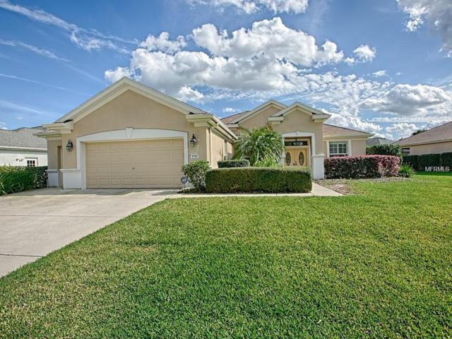 3584 Idlewood Loop, The Villages, FL 32162 (MLS #G5013324) :: Realty Executives in The Villages