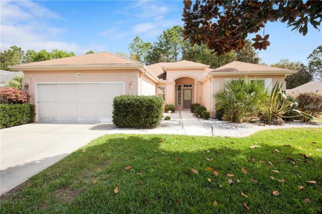 13225 SE 94TH Avenue, Summerfield, FL 34491 (MLS #G5013340) :: Delgado Home Team at Keller Williams