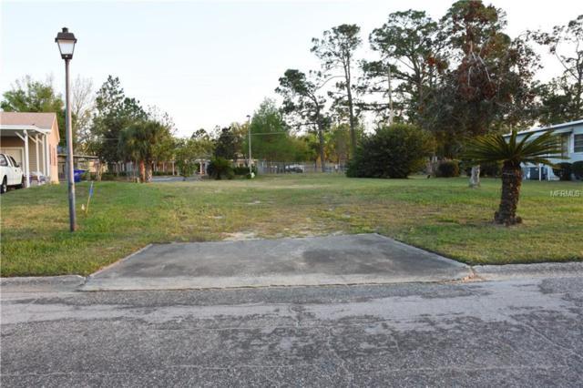 1021 Capella Drive, Tavares, FL 32778 (MLS #G5013385) :: KELLER WILLIAMS CLASSIC VI