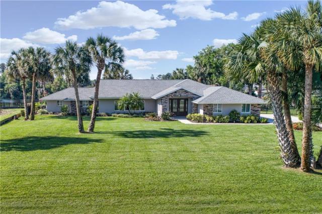 16250 E Shirley Shores Road, Tavares, FL 32778 (MLS #G5013645) :: Gate Arty & the Group - Keller Williams Realty